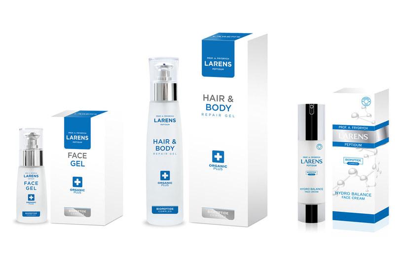 Kosmetyki z serii Larens Peptidum /materiały prasowe