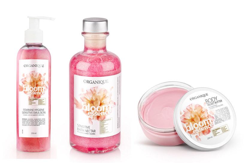 Kosmetyki z serii Organique: Linia Bloom Essence /materiały prasowe