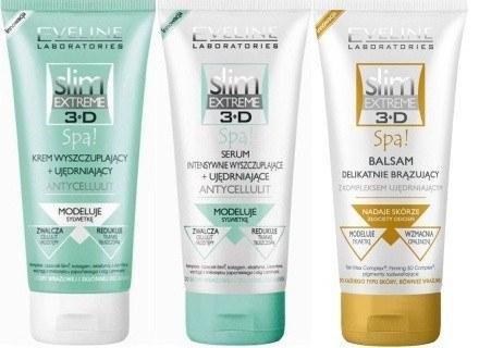 Kosmetyki z serii Slim Extreme 3D Eveline Cosmetics /materiały prasowe