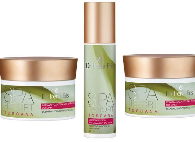 Kosmetyki z woskiem z oliwek /materiały prasowe