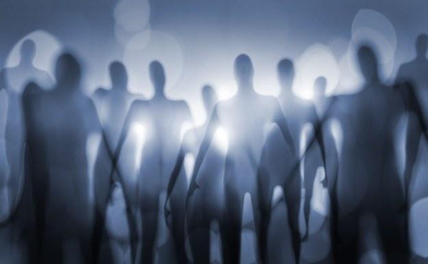 Kosmici nie chcą nawiązać z nami kontaktu? /123RF/PICSEL