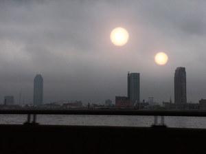 Kosmiczna eksplozja może spowodować, że na Ziemi zobaczymy dwa słońca