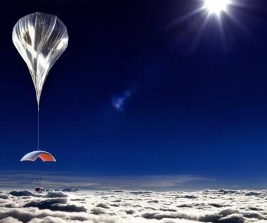 Kosmiczna turystyka balonowa coraz bliżej