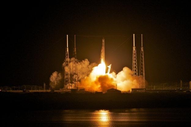 Kosmiczna turystyka to przyszłość /AFP