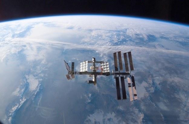 Kosmiczne śmieci zagrożeniem dla ISS? /NASA