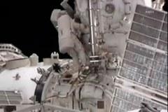 Kosmiczny spacer dwóch Rosjan z załogi ISS