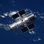 Kosmiczny Teleskop Hubble'a naprawiony