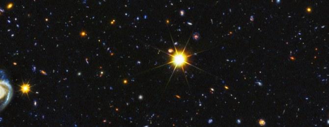 Kosmiczny Teleskop Hubble'a wciąż zaskakuje naukowców /NASA
