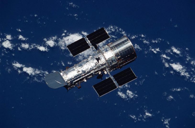 Kosmiczny Teleskop Hubble'a znowu działa /NASA