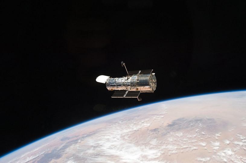 Kosmiczny Teleskop Hubble'a /materiały prasowe