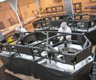 Kosmiczny Teleskop Jamesa Webba coraz bliższy ukończenia