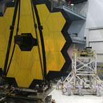 Kosmiczny Teleskop Jamesa Webba pomyślnie przechodzi testy