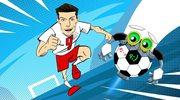 """""""Kosmiczny wykop"""": Serial animowany z Robertem Lewandowskim"""