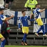 Kosowo zadebiutowało w rozgrywkach piłkarskich. Zremisowało z Finlandią 1-1