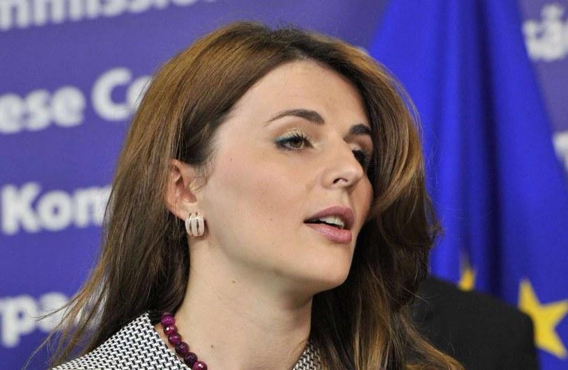 Kosowska minister po raz pierwszy została wpuszczona do Belgradu /AFP