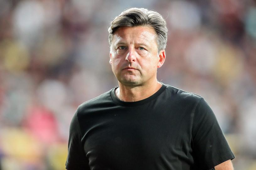 Kosta Runjaic, trener Pogoni Szczecin /Jakub Piasecki /Newspix