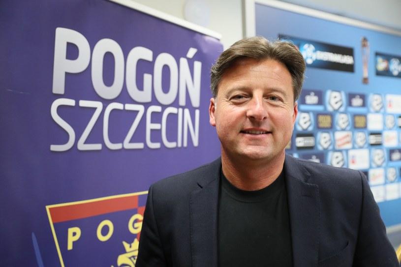 Kosta Runjaić /Fot. Robert Stachnik/REPORTER /East News
