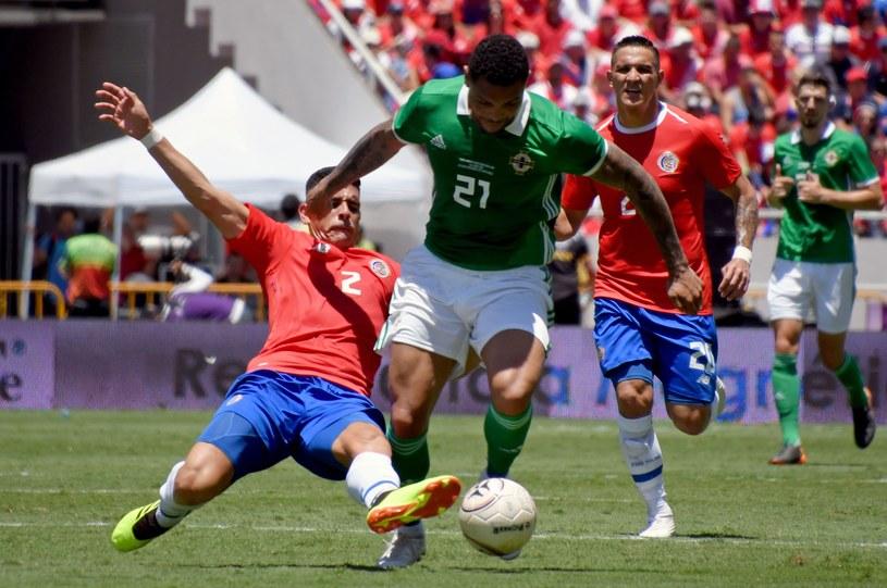 Kostarykańczycy w akcji /AFP