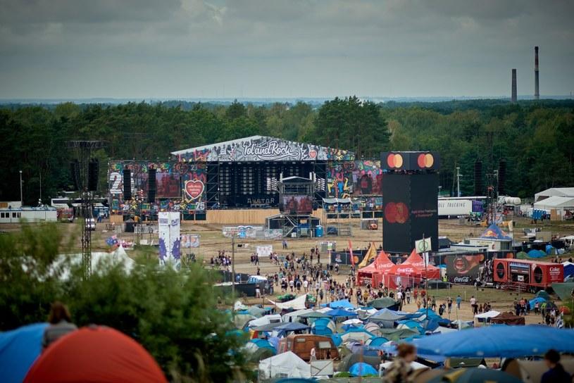 Kostrzyn nad Odrą, Pol'and'Rock Festival 2019 /Szymon Aksienionek/REPORTER /Reporter