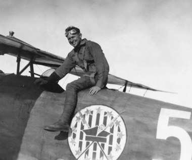 Kosynierzy w powietrzu. 7 eskadra przeciw bolszewikom