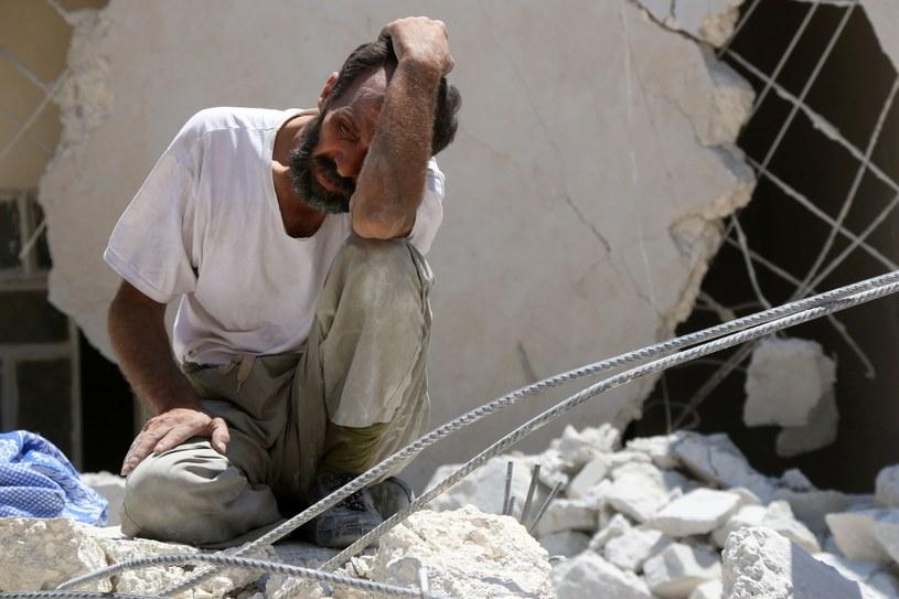 Koszmarny błąd sił koalicji w Syrii. Wiele ofiar wśród cywilów / zdj. ilustracyjne /East News