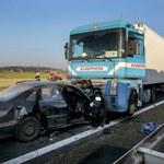 Koszmarny wypadek na A1. Pijani wracali z imprezy?