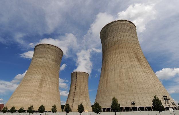 Koszt budowy elektrowni jądrowej może sięgnąć nawet ponad 50 mld złotych /AFP