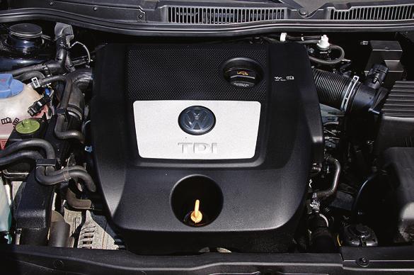 Koszt regeneracji turbosprężarki do silnika 1.9 TDI to około 600 zł. /Motor