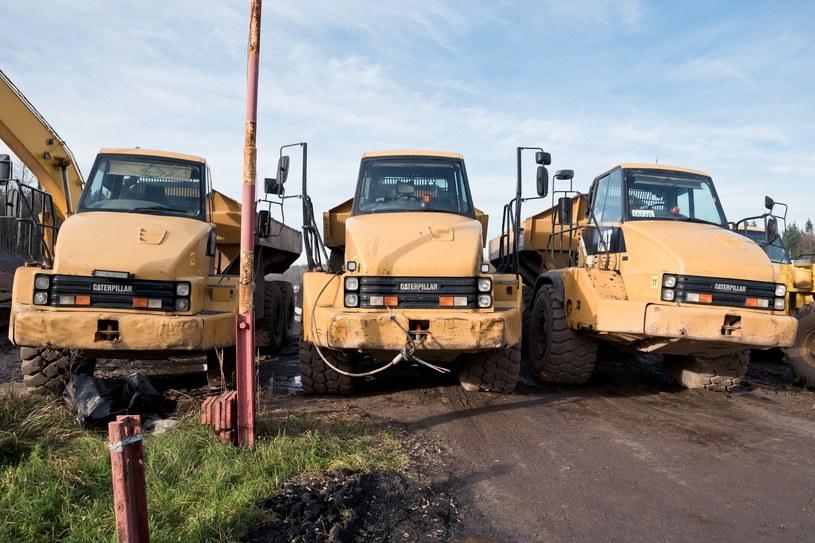 Koszty budowy dróg i nie tylko w ostatnim czasie dramatycznie wzrosły /Piotr Dziurman /Reporter