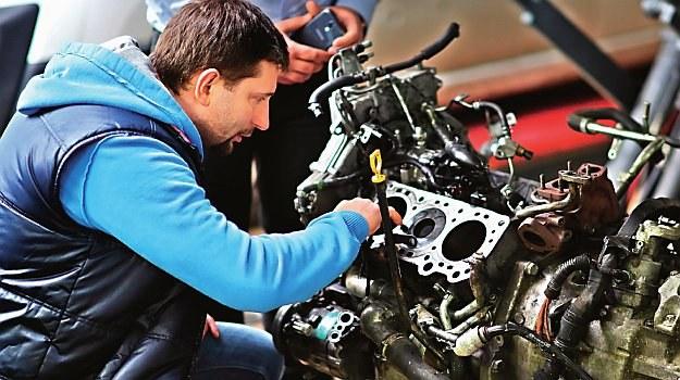 koszty napraw /Motor