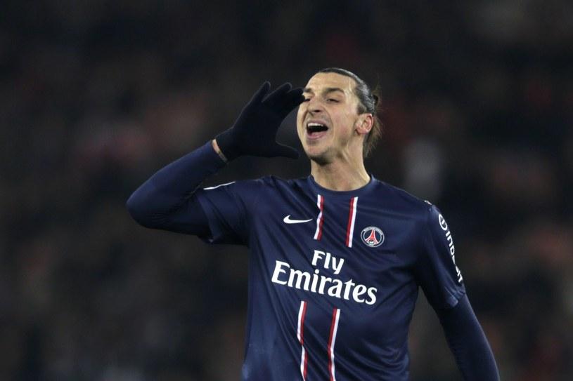 Koszty trzyletniego utrzymania Zlatana Ibrahimovica w PSG sięgną 100 mln euro. /AFP