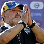 Koszulka Diego Maradony sprzedana na aukcji za 55 tys. euro