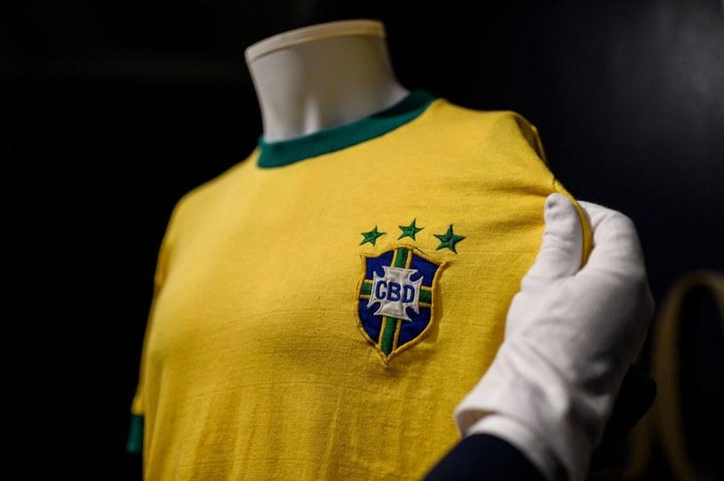 Koszulka Pelego /AFP