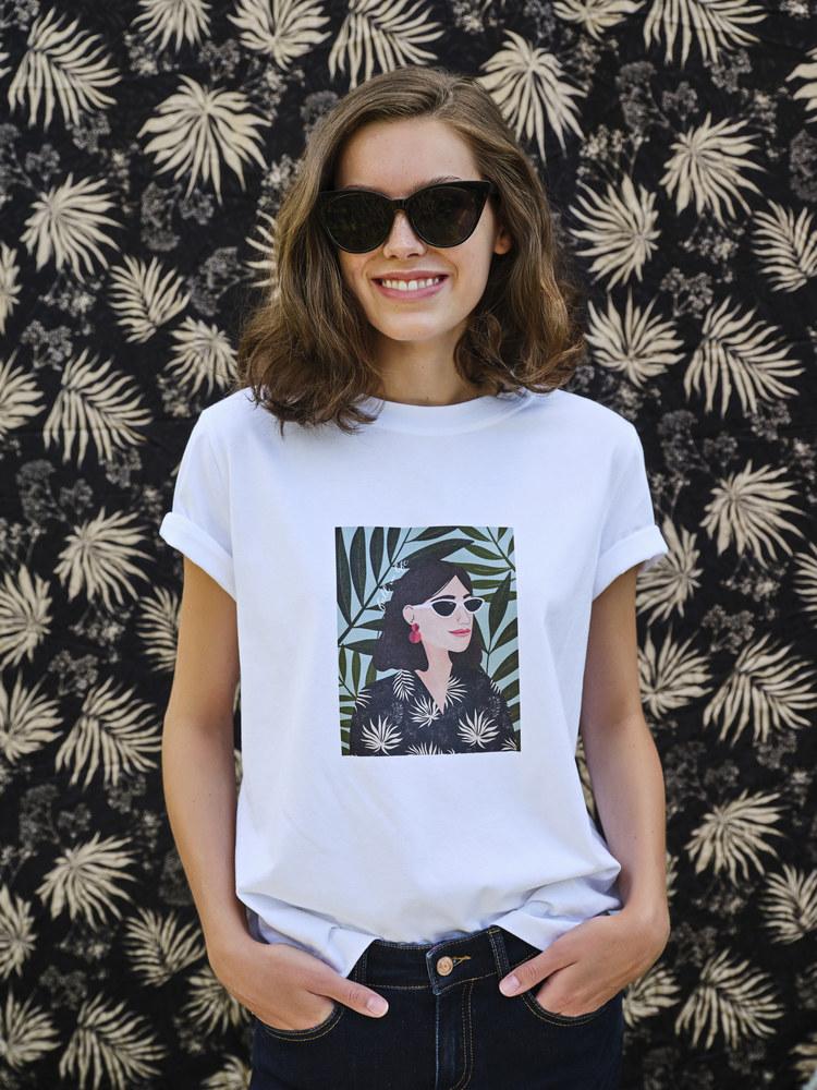 Koszulka z kolekcji Fall In Life Tatuum x Fundacja ITAKA /materiały prasowe