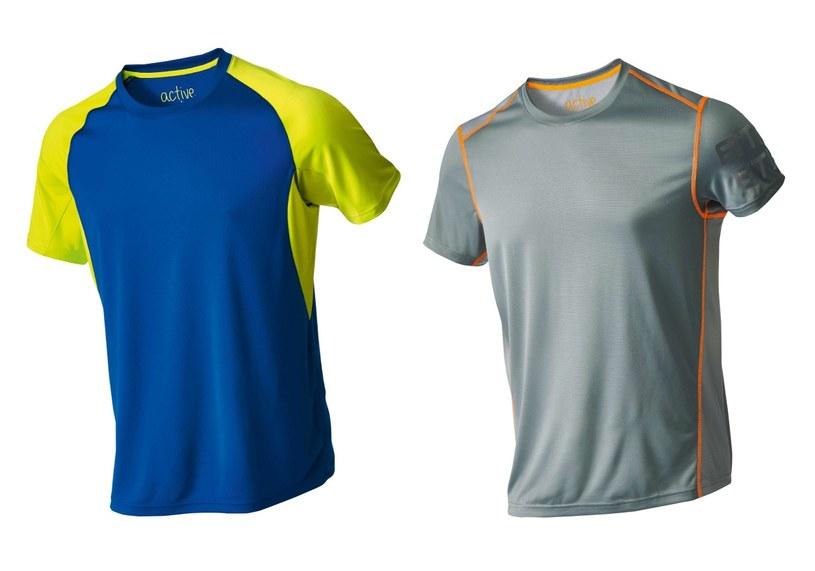 Koszulki z kolekcji sportowej /materiały prasowe