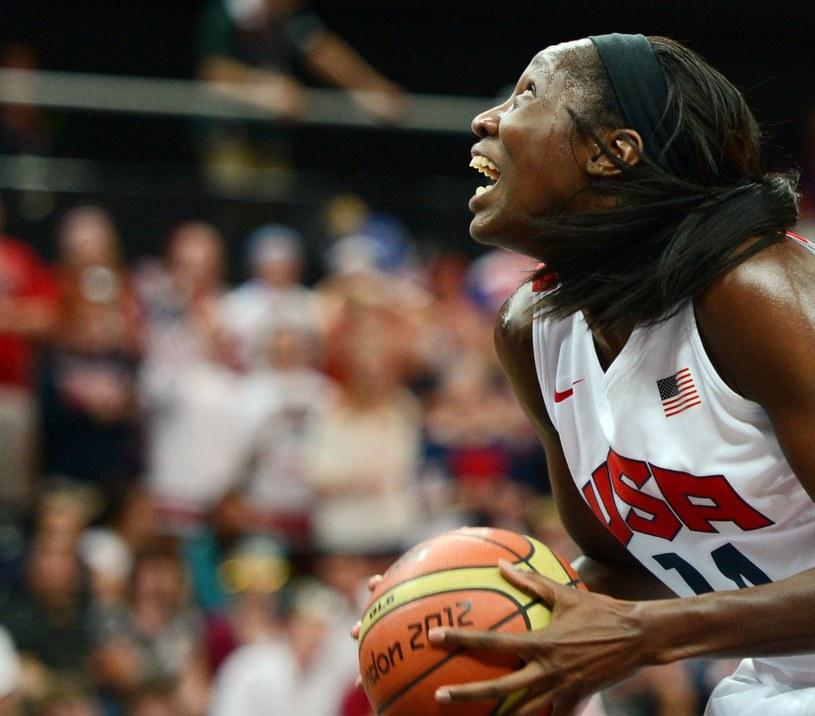 Koszykarka Wisły Tina Charles /AFP
