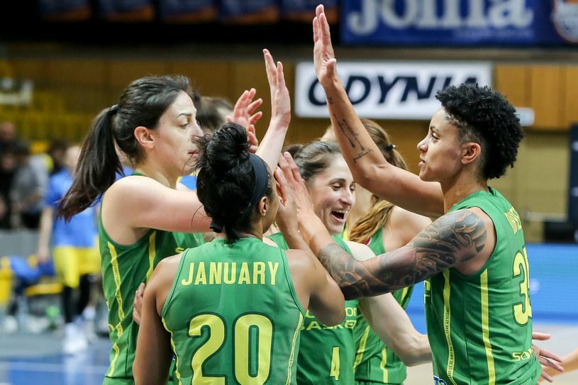 Koszykarki Sopron Basket /Getty Images