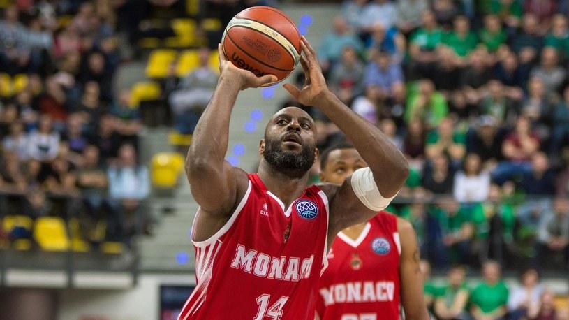Koszykarze AS Monaco /Newspix