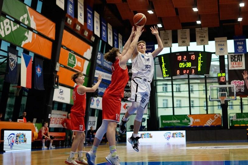 Koszykarze Oknoplast Basket Kraków zebrali cenne doświadczenie /materiały prasowe