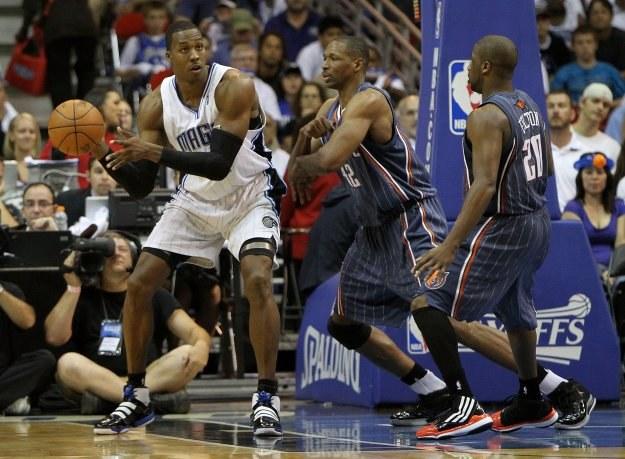 Koszykarze Orlando Magic po raz drugi pokonali Charlotte Bobcats /AFP