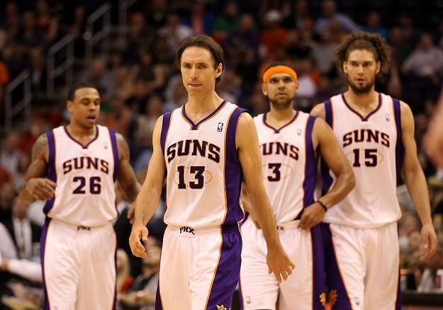 Koszykarze Phoenix Suns/fot. Christian Petersen /Getty Images