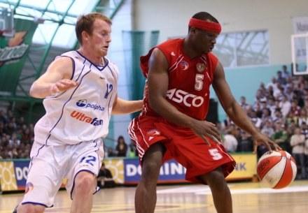 Koszykarze Polpharmy zagrają z ekstraklasie /Agencja Przegląd Sportowy
