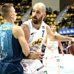 Koszykarze Polskiego Cukru Toruń zdobyli Zieloną Górę