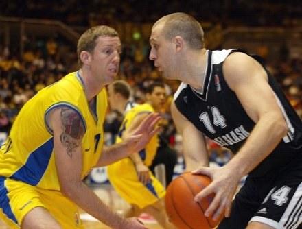Koszykarze Śląska jednak zagrają w PLK /AFP
