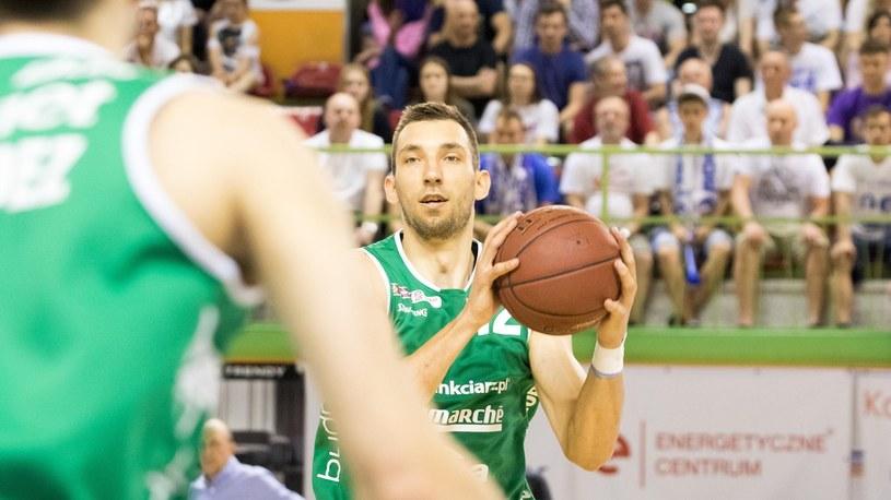 Koszykarze Stelmetu /Newspix