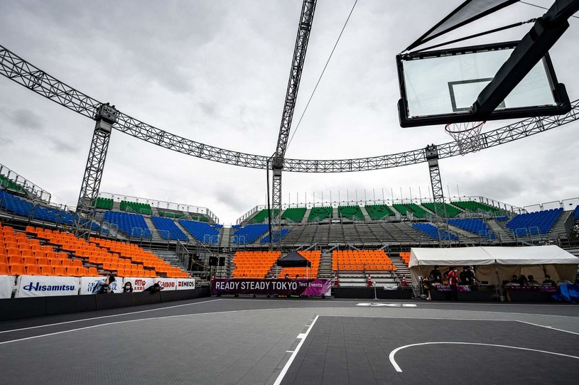 Koszykówka 3x3 /PHILIP FONG  /AFP