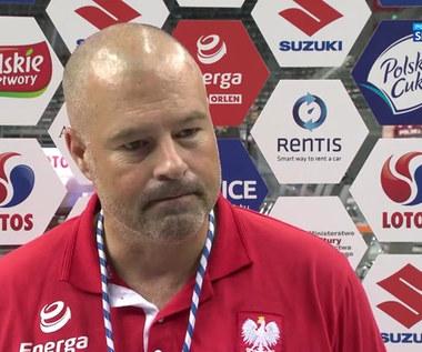 Koszykówka. Mike Taylor: Możemy grać dużo lepiej niż z Łotwą (POLSAT SPORT) Wideo