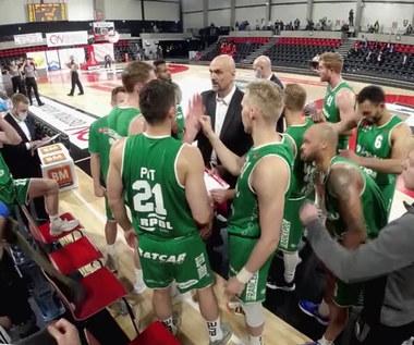 Koszykówka. Ostatni Magazyn Energa Basket Ligi w sezonie 2020/2021 (POLSAT SPORT). Wideo