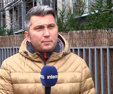 Koszykówka. Prezes PZKosz: Sytuacja z koronawirusem wymusiła tę decyzję. Wideo