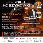 Koszykówka. Street Challange Sopot w sobotę, 26 czerwca